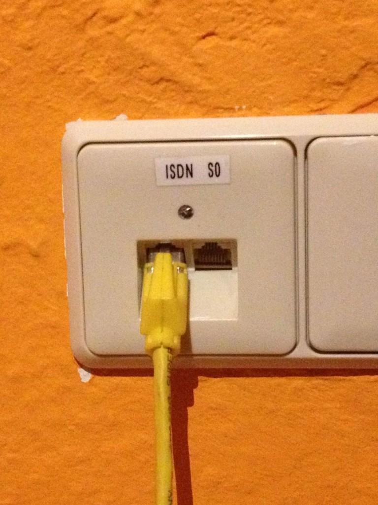 ISDN zu Ethernet